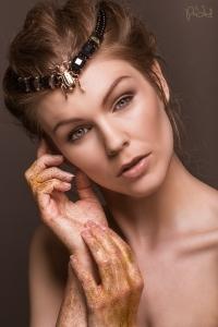Model: Natalie Birkedal Nielsen // MUA: Stine von Holstein