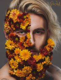 Model: Daniel James Livingstone Heiding // MUA: Line Thestrup