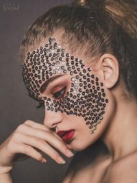 Model: Kastalia // MUA: Line Thestrup