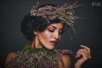 Model: Sara J // MUA: Line Thestrup