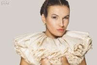 Model: Diana Kopmane // MUA: Camilla Nørgaard // Collar: Decor