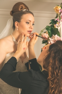 Til Makeup your Wedding's hjemmeside, Model: Katrin Cee // MUAH: Makeup your Wedding