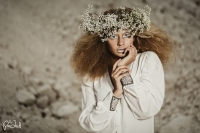 Model: Kastalia Hoffmann-Harms // MUA: Line Thestrup