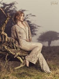 Model: Nanna Aviajja // MUA: Zainab al Saadi