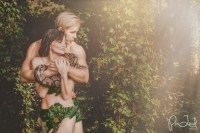 Modeller: Camilla Marie Christensen & Mickey Rantanen // MUA Lucca Natasia Beauty