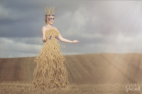 Model: Camilla Dannevig // MUA: Line Thestrup