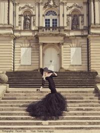 Model: Malene Hartvigsen // Kjole: Mii-Estilo