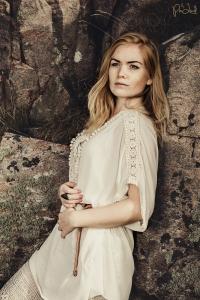 Model: Nanna Aviajja // MUA: Matilde Maria Rønshoff