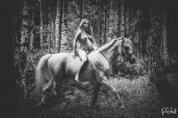 Model: Rikke // MUA: Line Thestrup // Assistent: Mette Munkø